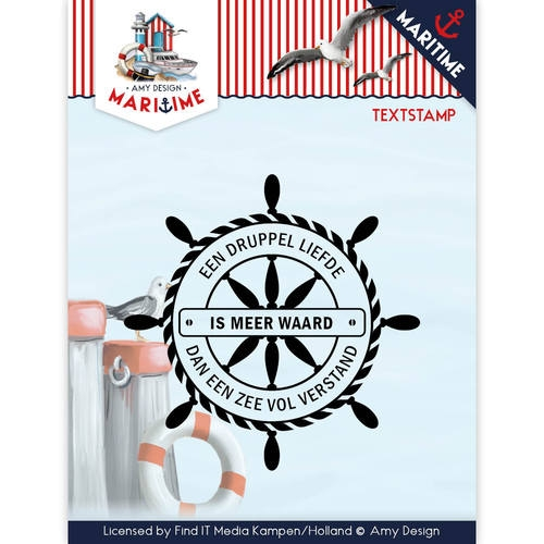 Maritime - Stempel - Clearstamp